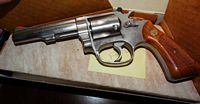 Smith and Wesson 22 revolver model 651