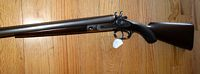 1878 exc. Parker Bros Makers 12 gauge dbl barrel shotgun
