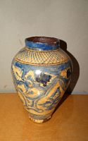 early Chinese vase