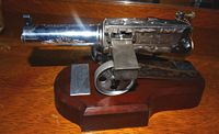 Colt Browning water-cooled machine gun model by G. Braun