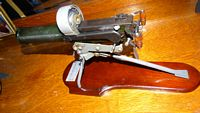 1930's Victor water-cooled miniature model gun by G. Braun