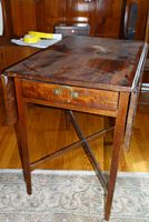 Pembroke drop leaf table